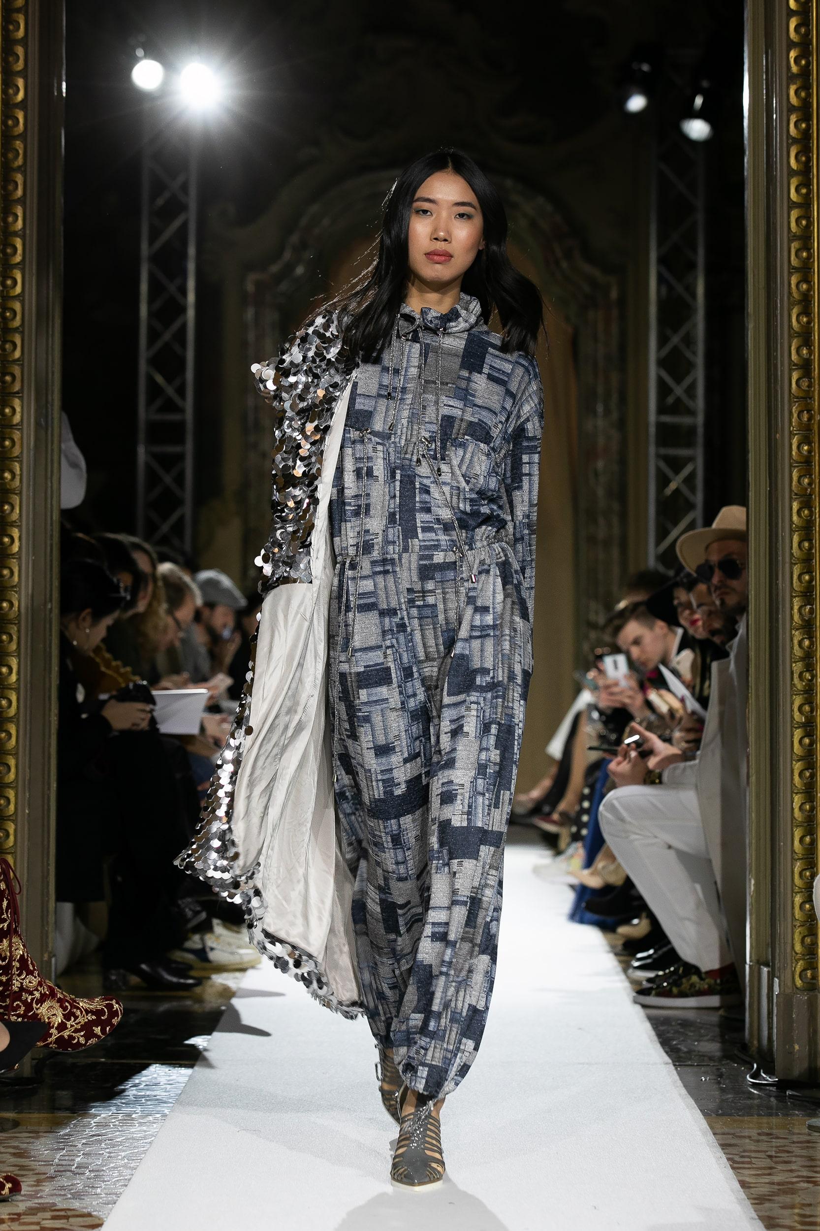 milan fashion week diana caramaci