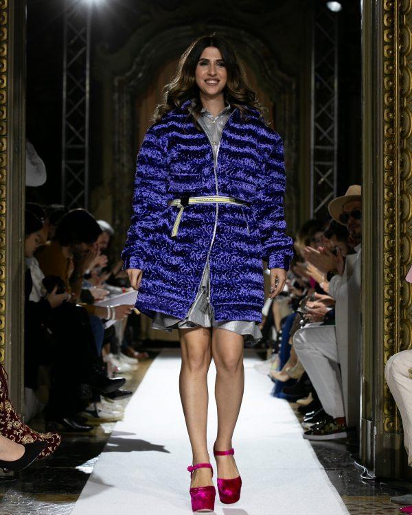 diana caramaci - milan fashion week